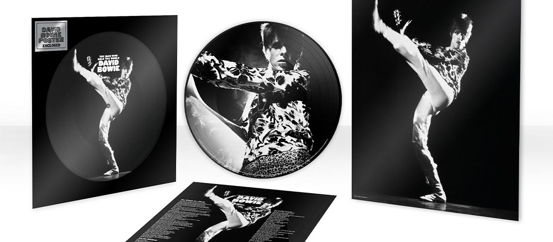 """David Bowie: 50.º Aniversário de """"The Man Who Sold The World"""" comemorado com Edições Especiais"""