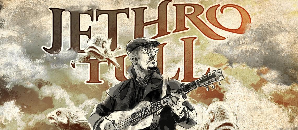 Jethro Tull, 50 Anos de Aqualung e Novo Álbum a Caminho