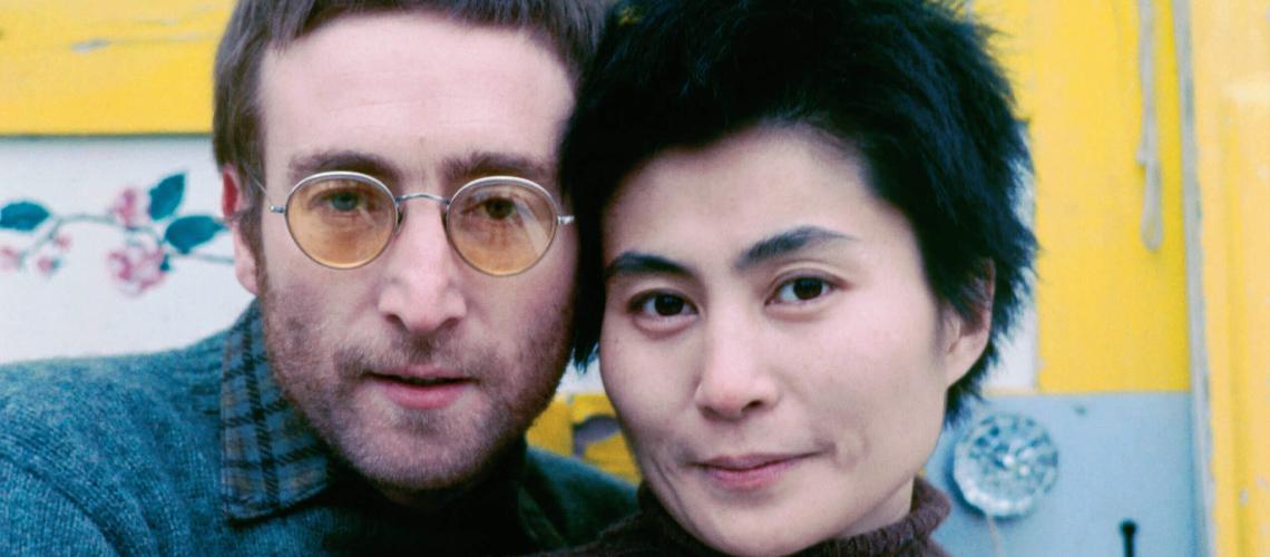 """Isolation"": Vídeo Inédito com Visita Guiada à Casa de John Lennon e Yoko Ono"