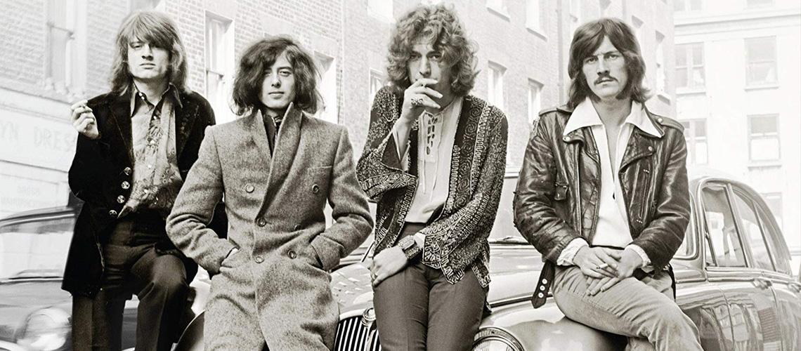 """Led Zeppelin: The Biography"", Novo Livro de Bob Spitz"