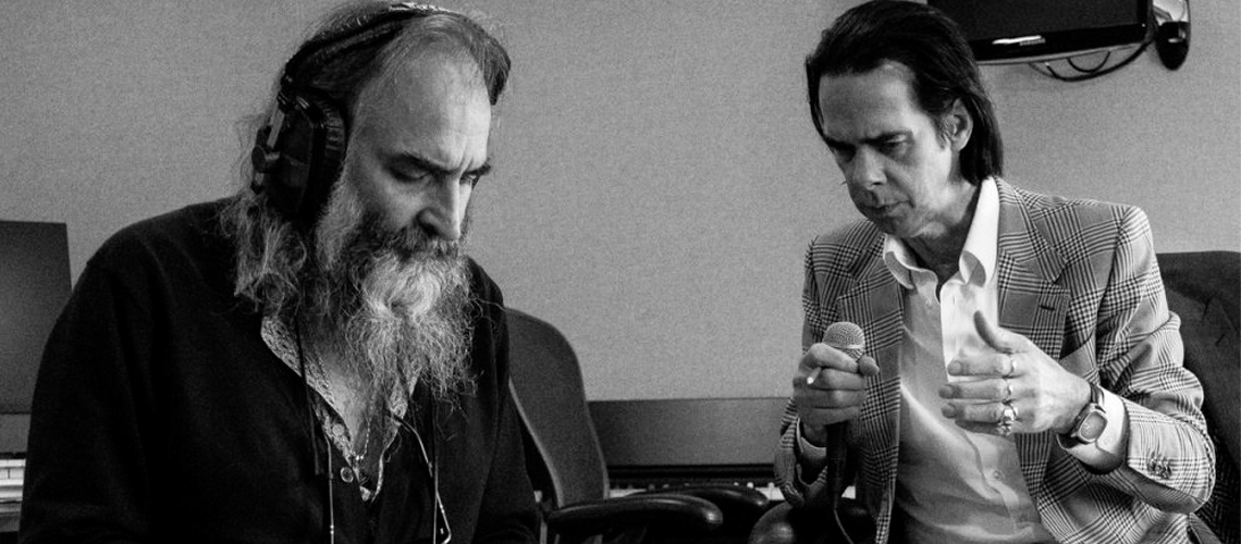 "Ouve ""Carnage"", de Warren Ellis e Nick Cave [Streaming]"