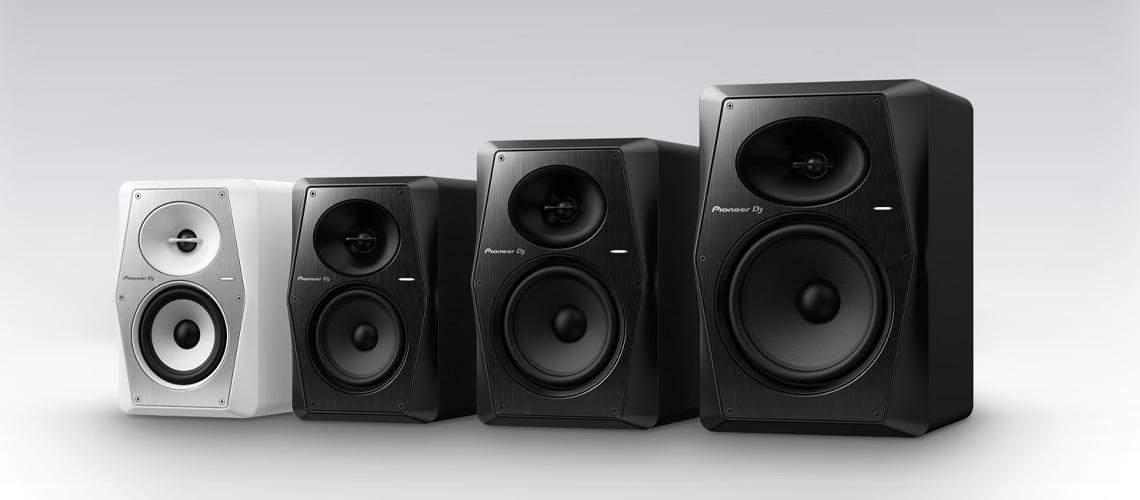 Pioneer DJ: Novos Monitores Série VM