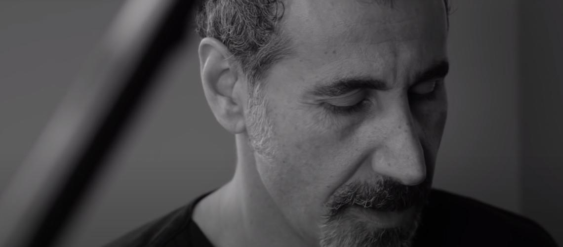 Serj Tankian: Novo Vídeo Dedicado ao Filho, Que Tem Nome de Poeta Persa do Séc. XIII