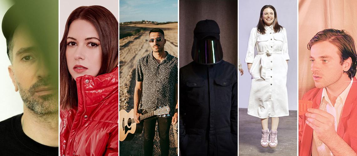 Viriatada Abril #5: PZ, Xinobi, Paraguaii, Beautify Junkyards, Neon Soho, OQ?, Entre Outros
