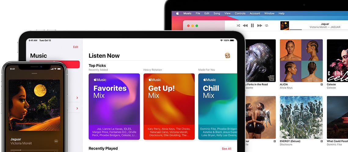 Apple Music Paga aos Artistas o Dobro do Spotify