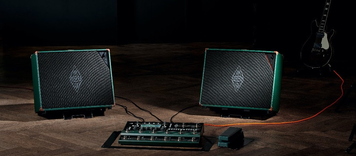 Kemper, As Novas Colunas Amplificadas Power Kabinet