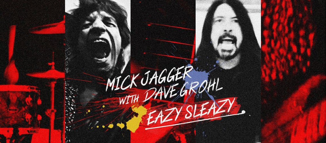Mick Jagger & Dave Grohl, Juntos em Single Inédito