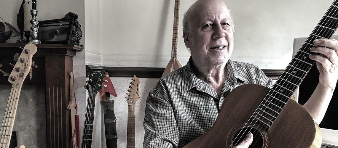 Fleetwood Mac: Mais uma Canção com David Gilmour em Homenagem a Peter Green
