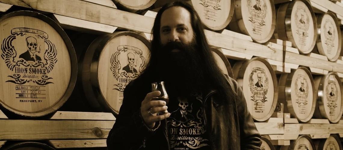 Rock The Barrel, O Uísque Com Assinatura de John Petrucci