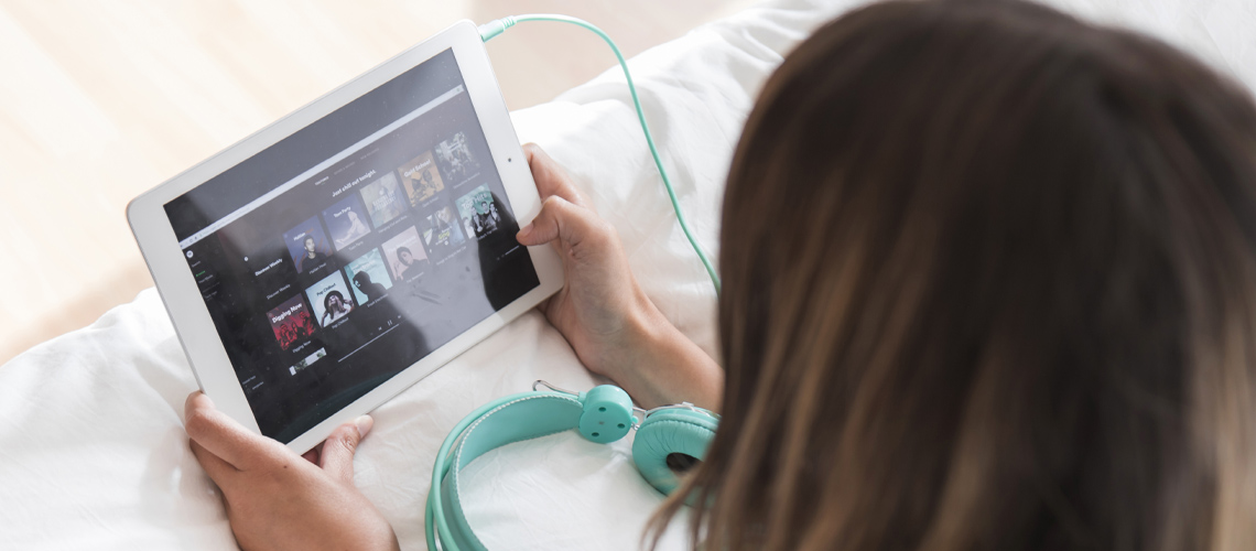 Plataformas de Streaming Conquistam Indústria da Música