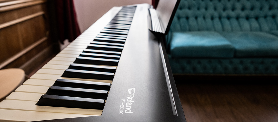 Piano Digital Roland FP-30X, Clássico Contemporâneo [Teste em Vídeo]