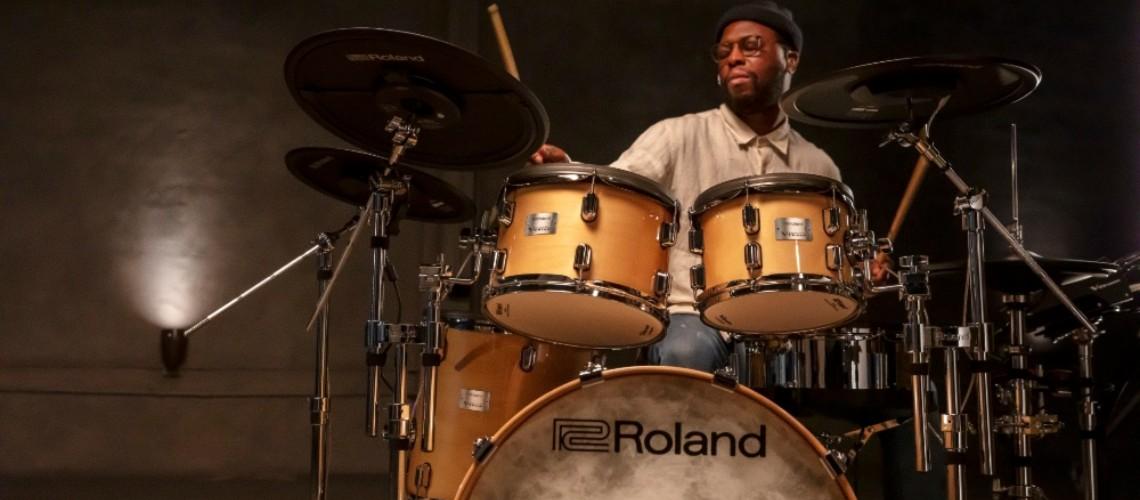 Roland Prossegue Evolução na Gama V-Drums