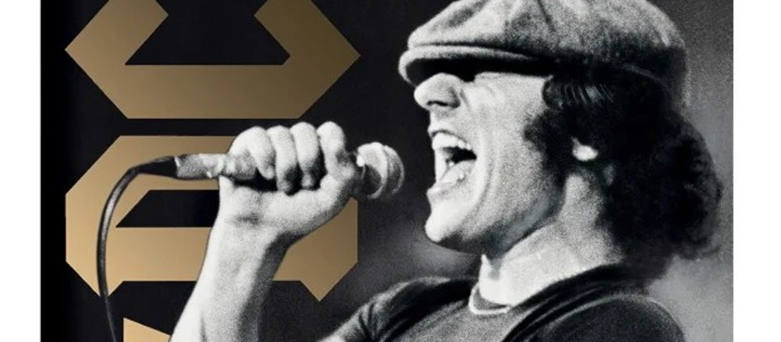 "Brian Johnson & Foo Fighters Juntos em ""Back In Black"""