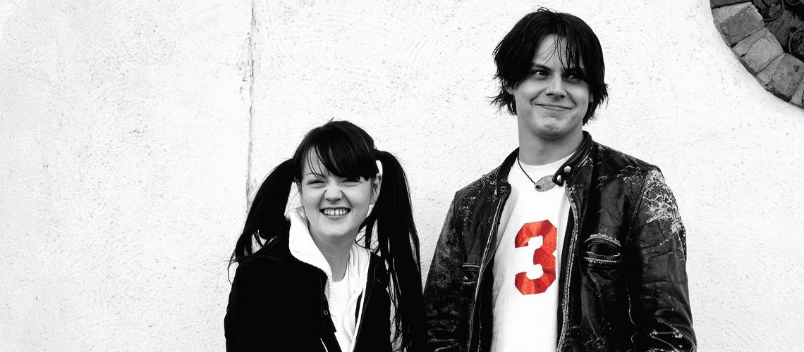 "The White Stripes Dão Nova Vida a ""White Blood Cells"""