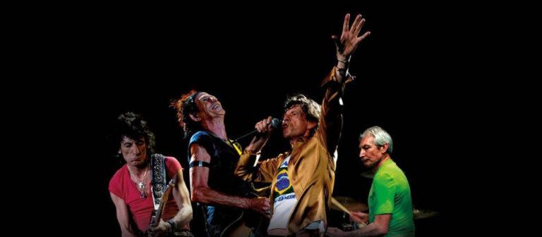 Mítico Concerto dos Rolling Stones Para 1,5 Milhões no Brasil vai ter Direito a Disco