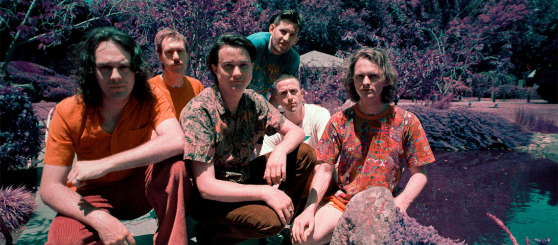 King Gizzard & The Lizard Wizard anunciam novo álbum, Butterfly 3000