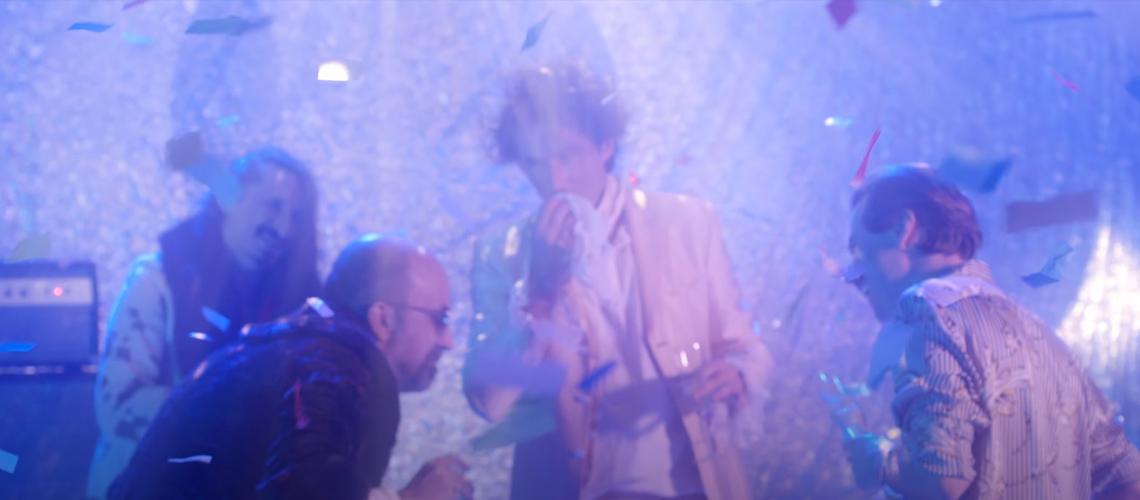 """Sean Riley & The Slowriders: Amor à Vida, ao Palco e à Festa em """"Love Life"""""""