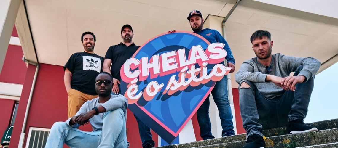 """""""Chelas é o Sítio"""": Novo Colectivo Traz Mais Valor e Inclusão a Lisboa"""