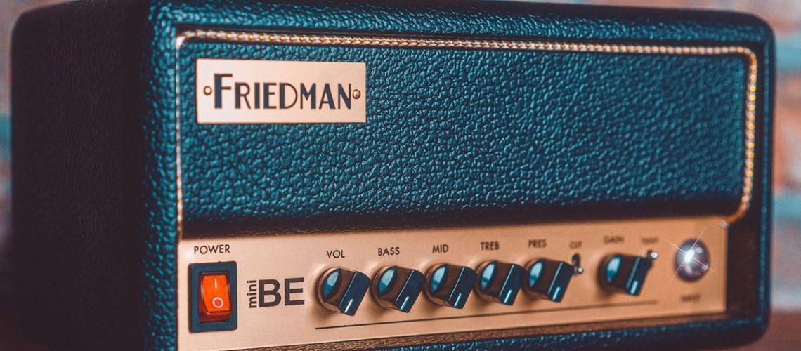 Friedman Amplification, Mini Cabeço BE