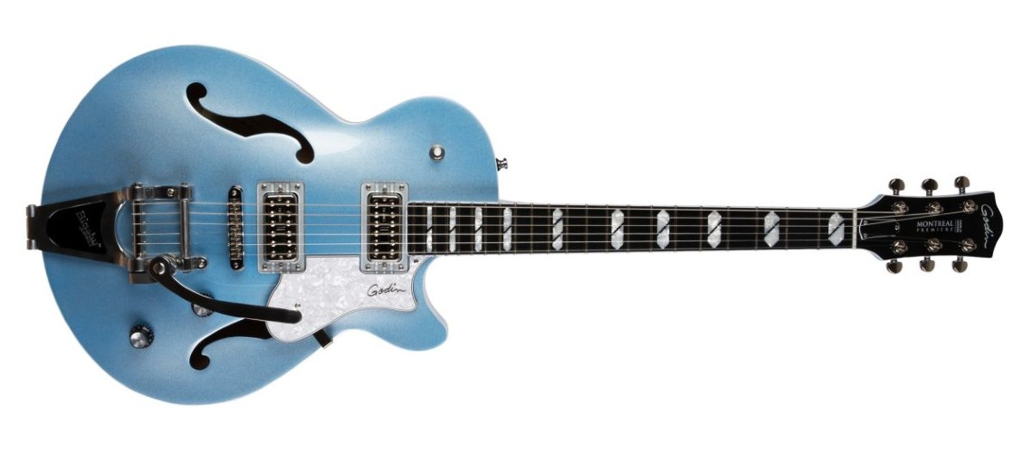 Godin Guitars Montreal Premiere LTD