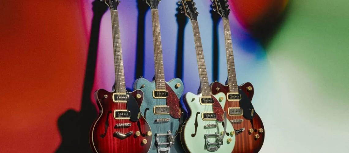 Gretsch Guitars, Novos Modelos Streamliner