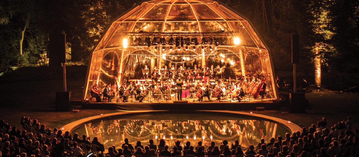 Festival das Artes QuebraJazz Leva Música Clássica e Jazz à Quinta das Lágrimas