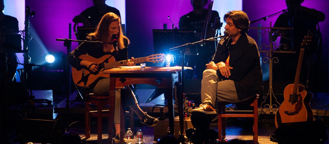 Fotoreportagem: Rogério Charraz @ Teatro da Trindade, Lisboa [2021]