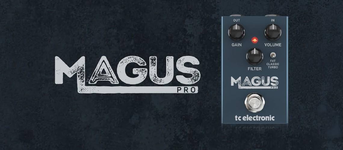 Magus Pro, Pedal de Distorção de Alto Ganho