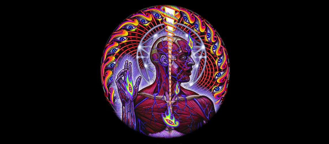 "Tool, As Parábolas de ""Lateralus"""