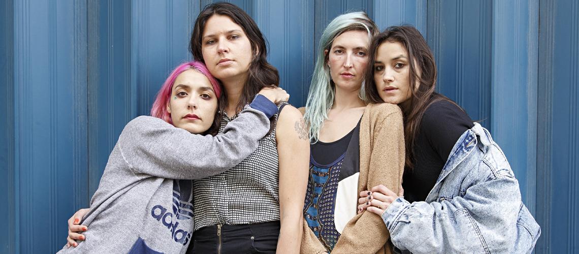 Cinco Anos Depois, Warpaint Lançam Novo Single