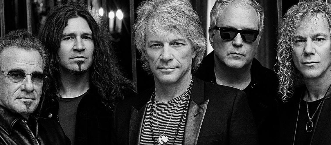 """Filme """"Bon Jovi From Encore Nights"""" em Exibição nos Cinemas Portugueses"""