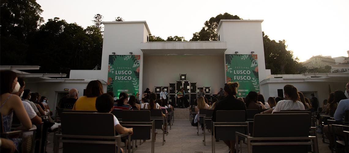 Festival Lusco Fusco em Junho e Julho no Terraço do Capitólio, em Lisboa