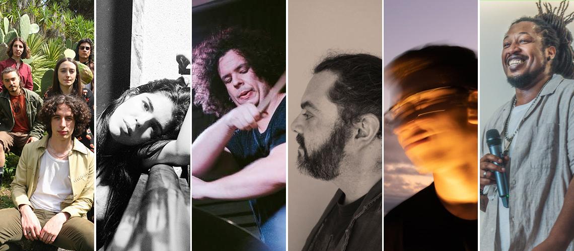 Viriatada Junho #2: Ricardo Martins, Moullinex, Siricaia, Mordo Mia, Urban Tales, Entre Outros