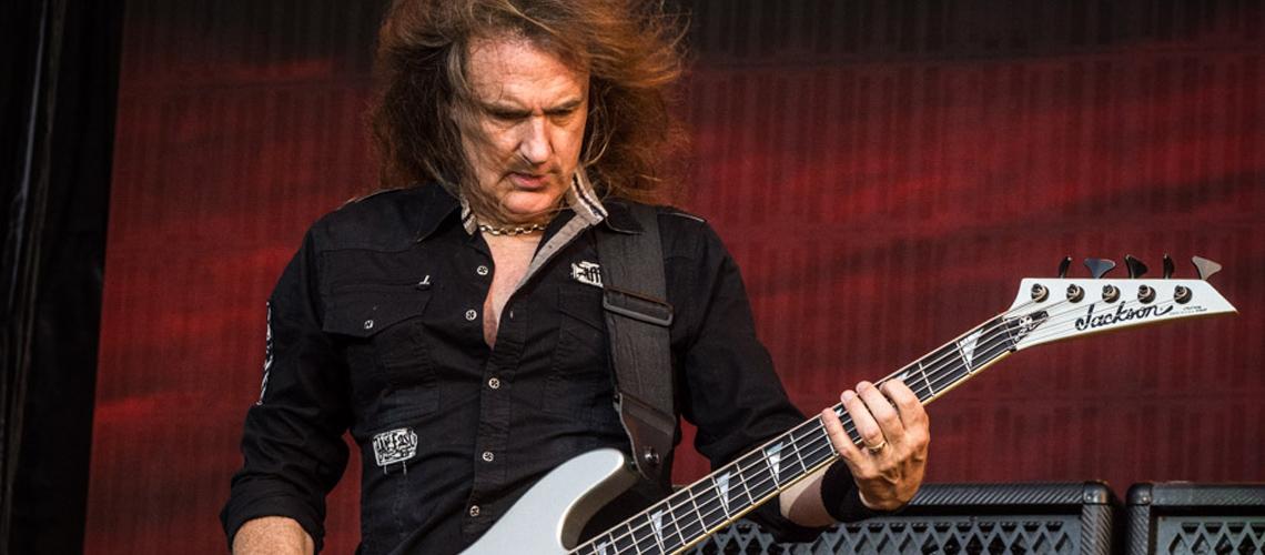 David Ellefson: Relatório da Polícia Detalha Acusações de Pedofilia Contra o ex-Megadeth