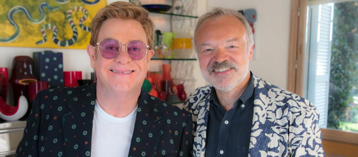 Elton John Sem Filtro na RTP2
