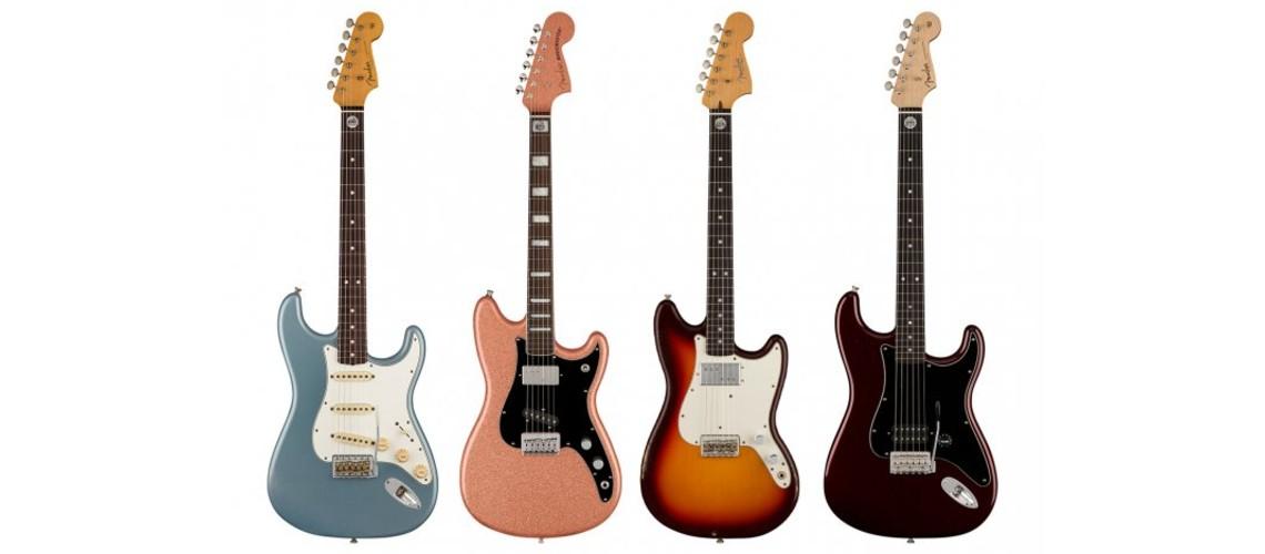 Fender Custom Shop Abre Colecção de Modelos Student