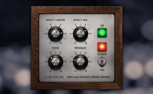 fuse audio labs vrev 666