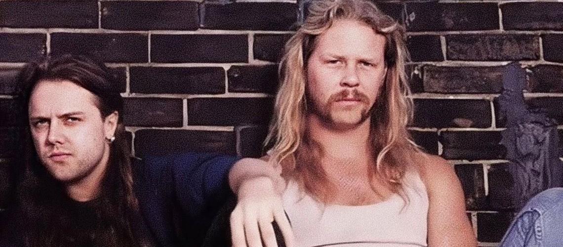"Metallica, ""Enter Sandman"" na Cave de Lars Ulrich"