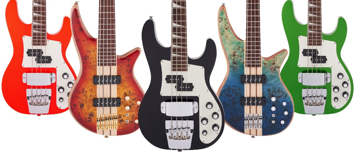 Jackson Guitars, Os Novos Baixos Spectra