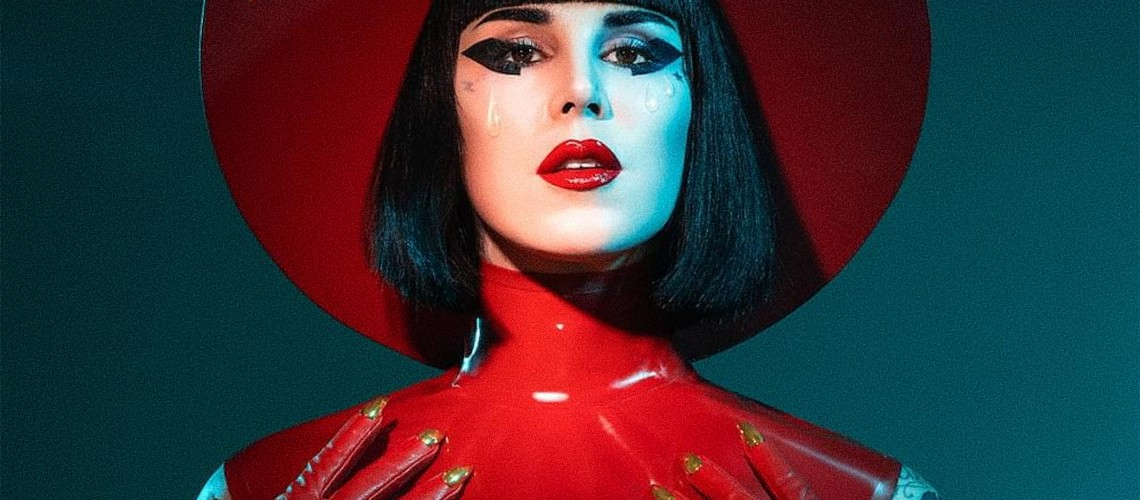 """Novo Single de Kat Von D, """"I Am Nothing"""""""