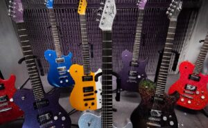 manson guitars works 10th anniversary