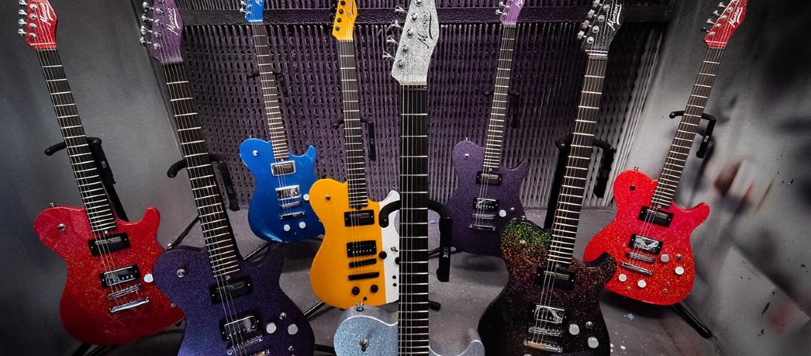 Manson Guitar Works MA 10th Anniversary