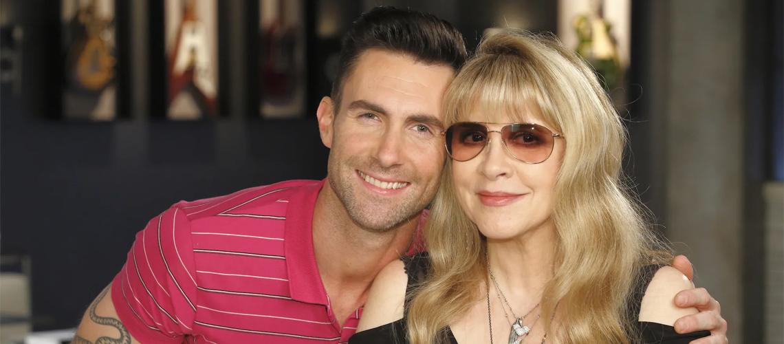 "Maroon 5 e Stevie Nicks em Novo Single ""Remedy"""