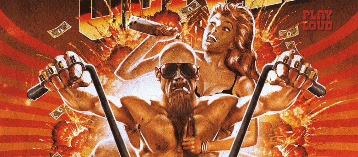 """Nick Oliveri (Kyuss, QOTSA), A Nova Malha """"I Am The Sun"""""""