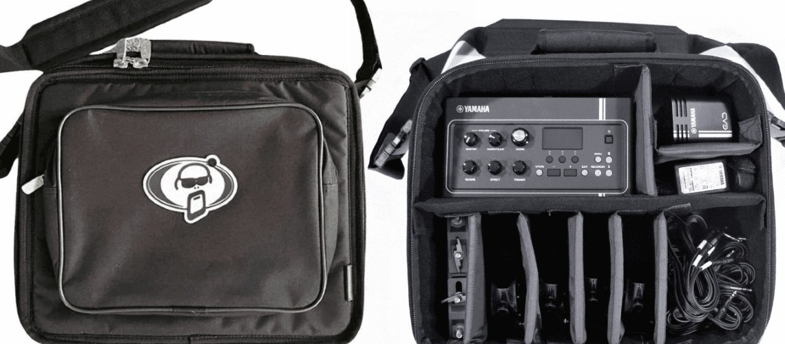 Novo Soft Bag da Protection Racket Para o Módulo Yamaha EAD-10