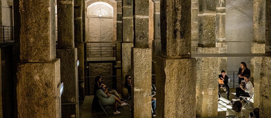 Fotoreportagem Real Fado: Fomos Ouvir Fado Numa Cisterna Subterrânea do Séc. XIX
