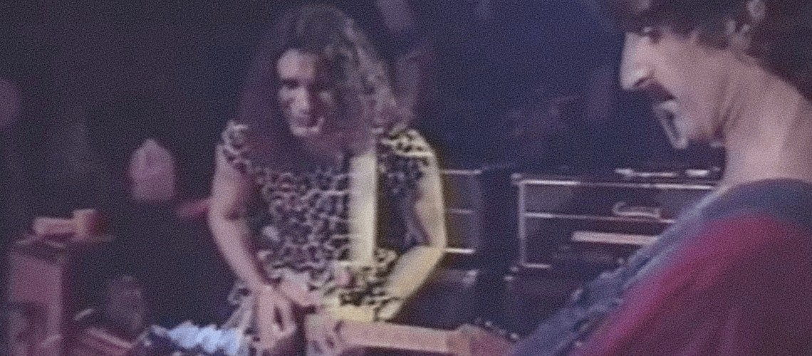 Steve Vai: Tapping, Frank Zappa & Eddie Van Halen