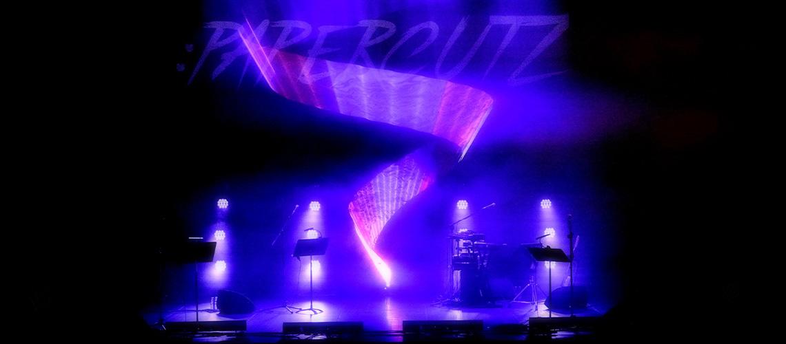:PAPERCUTZ, Do Analógico ao Ableton Live 11