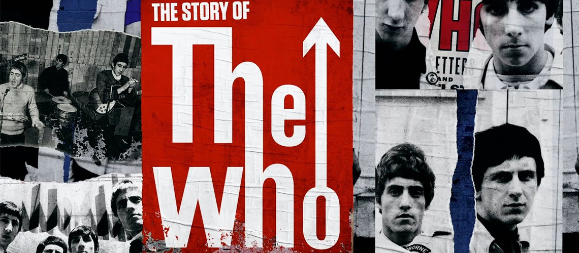 """""""Amazing Journey: The Story Of The Who"""" Disponível em The Coda Collection"""