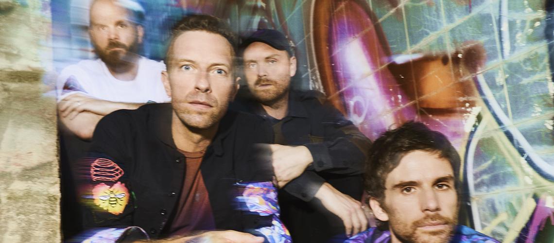 Coldplay Lançam Tema Espacial com Mais de 10 Minutos
